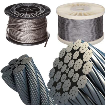 çelik halatlar ve kullanım alanları